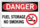 Vestil  SI-D-17-E-AC-130 sign-danger-17 20.5x14.5 alum comp .130