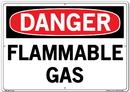 Vestil  SI-D-20-E-AL-040 sign-danger-20 20.5x14.5 aluminum .040