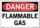 Vestil  SI-D-20-E-AL-080 sign-danger-20 20.5x14.5 aluminum .080