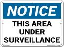 Vestil SI-N-24-C-AC-130 sign-notice-24 14.5x10.5 alum comp .130