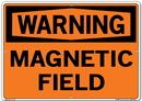Vestil SI-W-43-E-AL-040 sign-warning-43 20.5x14.5 aluminum .040