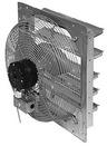 Vestil SME-12 shutter mounted exhaust fan 12in blade