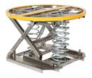 Vestil SST-45-PSS spring scissor table partial ss 4,500