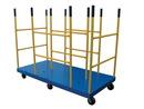 Vestil VERSA-3672 versatile divider platform cart 3k 36x72