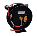 Vestil VHR-20-44 spring driven hose reel 20 ft 1/4 dia