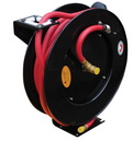 Vestil VHR-50-78 spring driven hose reel 50 ft 1/2 dia