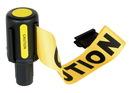 Vestil WBS-CAUTION web barrier caution reel