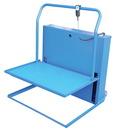Vestil WP-400-AC ac powered steel work platform 400 lb