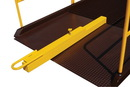 Vestil YR-TB-H yard ramp option tow bar 8 in service h