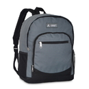 EVEREST 6045 Casual Backpack w/ Side Mesh Pocket