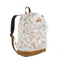 EVEREST P1045GL Suede Bottom Pattern Backpack