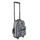 EVEREST P1045WH Wheeled Pattern Backpack