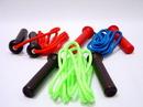Everrich EVA-0006 Deluxe Nylon / Cotton Jump Ropes - 9' L