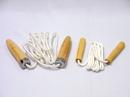 Everrich EVA-0020 Heavyweight Cotton Jump Ropes - 8' L