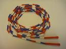 Everrich EVA-0041 Plastic Segmented Jump Ropes Set - 32' L, set of 6