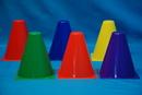 Everrich EVB-0014 Plastic Cones Set/6 - 6