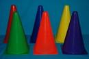 Everrich EVB-0015 Plastic Cones Set/6 - 9