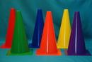Everrich EVB-0017 Plastic Cones Set/6 - 15