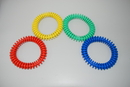Everrich EVB-0061 Flex Rings - set of 4 colors