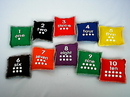 Everrich EVC-0016 Beanbags - Numbers - 4