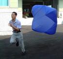Everrich EVC-0098 Resistant Parachute-5' - Square