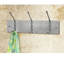 Ex-Cell Kaiser 703 SA Satin Aluminum Wall Mounted Rack