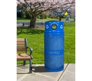 Ex-Cell Kaiser RC-34R DM CANS RBL Landscape Series Outdoor Recycling Receptacle