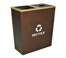 Ex-Cell Kaiser RC-MTR-2 Metro Collection Two Stream Tapered Receptacle