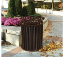 Ex-Cell Kaiser SC-2633 Streetscape Classic Outdoor Trash Receptacle
