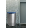 Ex-Cell Kaiser WR-2234F Premier Series Stainless Steel Waste Receptacle