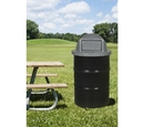 Ex-Cell Kaiser WR-55 TDM PL GR Parks & Recreation Economy Series Outdoor Unit with Push Door Dome Top