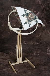Edmund/'s Quilting Hoops and Stands 10 Border Half Hoop F.A