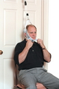 NeckPro 04-3911 Neckpro Over Door Cervical Traction - Halter Only