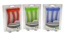 CanDo 10-0056 Cando Jelly Expander Triple Exerciser - 3-Piece Set (Red, Green, Blue)