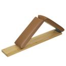 Skillbuilders 10-1141 Quadriceps Board - Wood - Padded