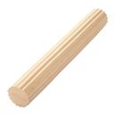 CanDo 10-1510 Cando Twist-N-Bend Flexible Exercise Bar - 12 Inch - Tan - Xx-Light
