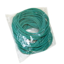 CanDo 10-1823 Cando Hand Exerciser - Additional Latex Bands - Green - Medium - 25 Bands Only