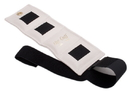 Cuff 10-2500 The Deluxe Cuff Ankle And Wrist Weight - 0.25 Lb. - White