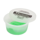 CanDo 10-2763 Cando Scented Theraputty Exercise Material - 2 Oz - Apple - Green - Medium
