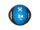 CanDo 10-3183 Cando, Dual-Handle Medicine Ball, 9