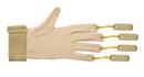 CanDo 10-4003L Cando Deluxe Finger Flexion Glove, L/Xl Left