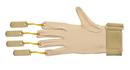 CanDo 10-4003R Cando Deluxe Finger Flexion Glove, L/Xl Right