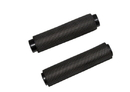 CanDo 10-5300 Cando Exercise Band - Accessory - Foam Covered Handle, 1 Pair