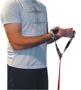 CanDo 10-5336-50 Cando Exercise Band - Accessory - Foam Padded Adjustable Sports Handle - 50 Each