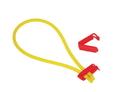CanDo 10-5365-10 Cando Exercise Tubing Klip, Small (For Tan-Red Cando Exercise Tubing), 10 Pair