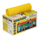 CanDo 10-5611 Cando Latex Free Exercise Band - 6 Yard Roll - Yellow - X-Light