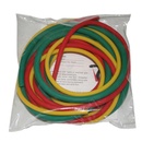 Sup-R Tubing® latex-free tubing PEP pack easy (yellow, red, green)