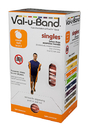 Val-u-Band® - Latex Free - 5-foot strip - 30-piece dispenser - orange (2)