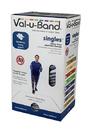 Val-u-Band® - Latex Free - 5-foot strip - 30-piece dispenser - blueberry (4)