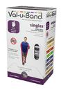 Val-u-Band® - Latex Free - 5-foot strip - 30-piece dispenser - plum (5)
